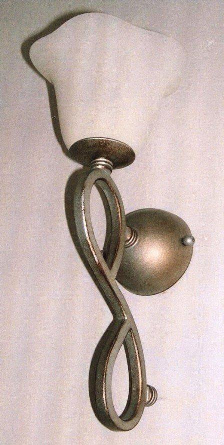 Appliques in ferro battuto