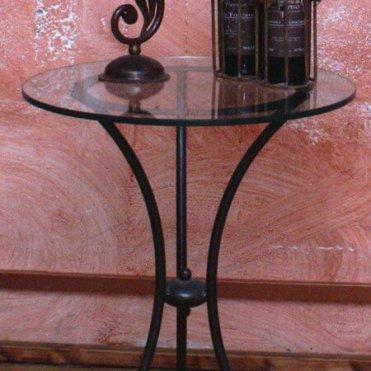tavolino-tondo-in-ferro-battuto