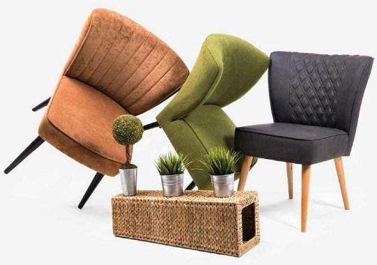 Teljes kárpitozású székek