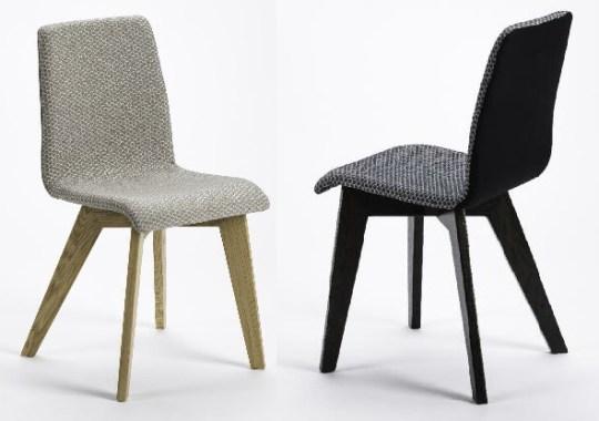 Kagyló székek