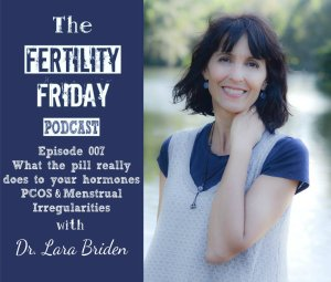 FFP 007 | What the pill really does to your hormones | PCOS & Menstrual Irregularities | Dr Lara Briden