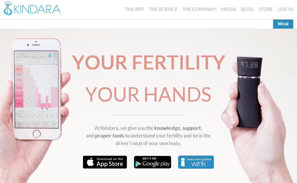 fertility on your hands