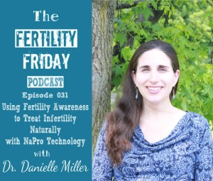 FFP 031 | Using Fertility Awareness Charting to Treat Infertility Naturally | NaPro Technology | Dr. Danielle Miller