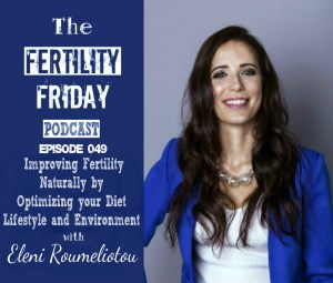 FFP 049 | Improving Fertility Naturally by Optimizing Your Diet, Lifestyle, and Environment | Eleni Roumeliotou