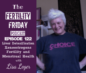 FFP 122 | Liver Function, Fertility, & Menstrual Health | Xenoestrogens | Liver Detoxification | Fatty Liver Disease | Lisa Leger, HRHPE