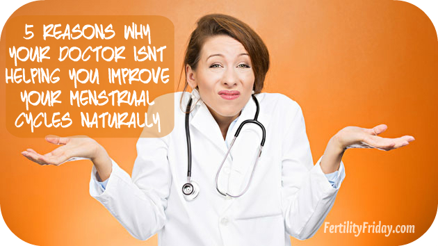 5 Reasons Why Your Doctor Isn't Helping You Improve Your