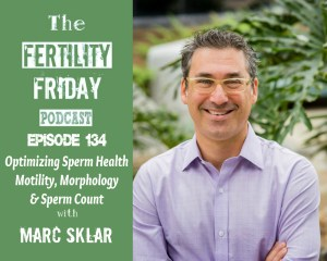 FFP 134 | Optimizing Sperm Health | Motility, Morphology & Sperm Count | Why He Needs To Get Tested ASAP | Marc Sklar