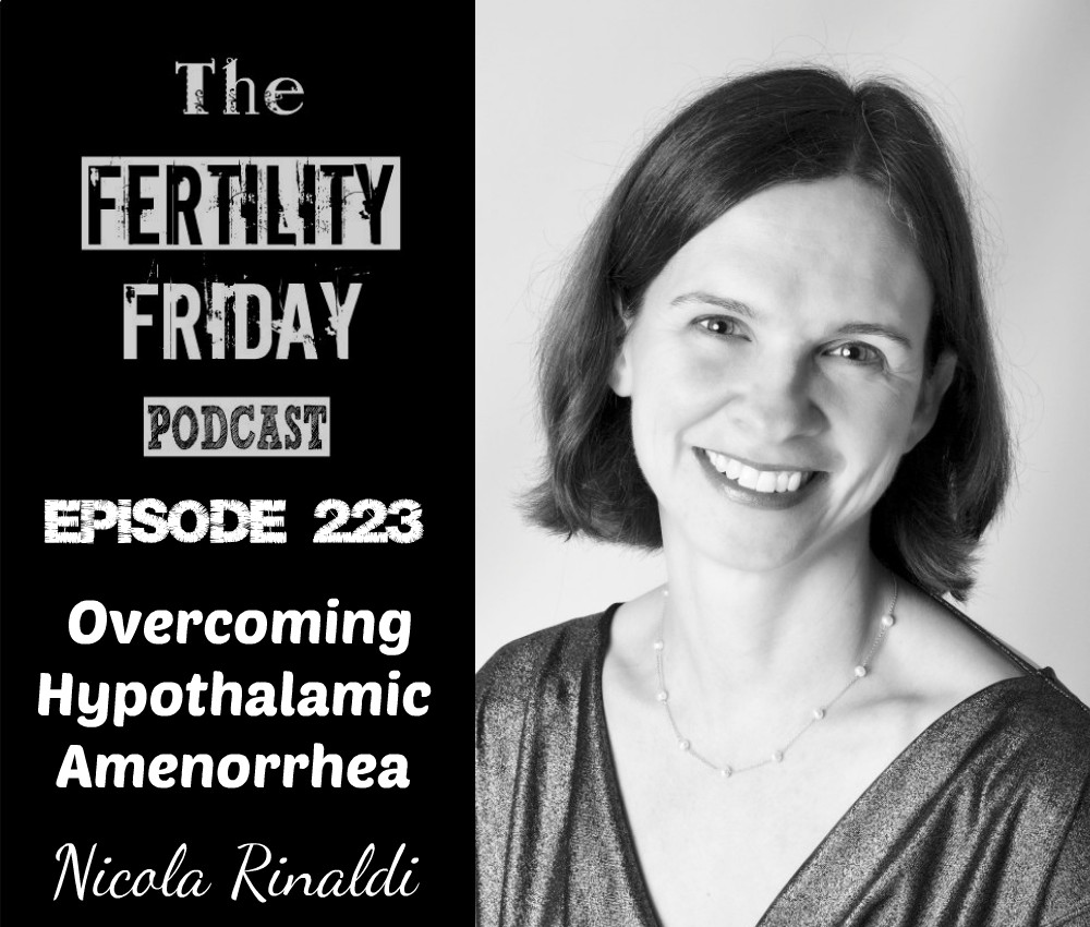 Overcoming Hypothalamic Amenorrhea
