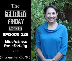 Mindfullness For Infertility