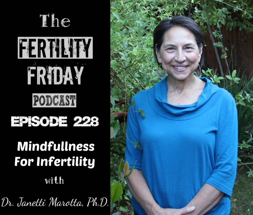 Mindfullness For Infertility