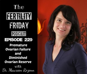 Premature Ovarian Failure and Diminished Ovarian Reserve