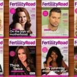 Fertility Road Magazine Covers