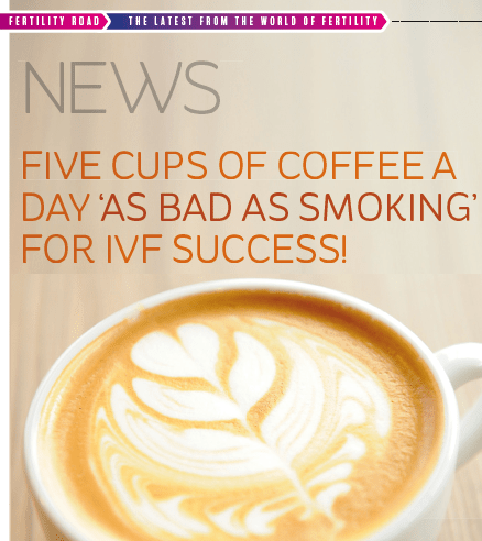 Drinking Five Or More Cups Of Coffee A Day As Bad As Smoking