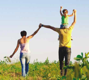 Creating Families hand in hand