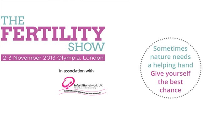 Fertility Show 2013 London