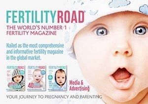 Fertility Road Magazine Media Pack Cover