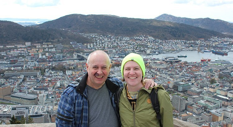 Mike and Sarah Leigh-Bergin Share Their Passion To Start A Family