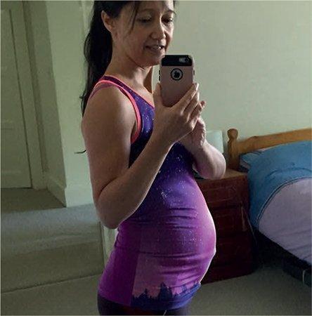 Anne Pregnant