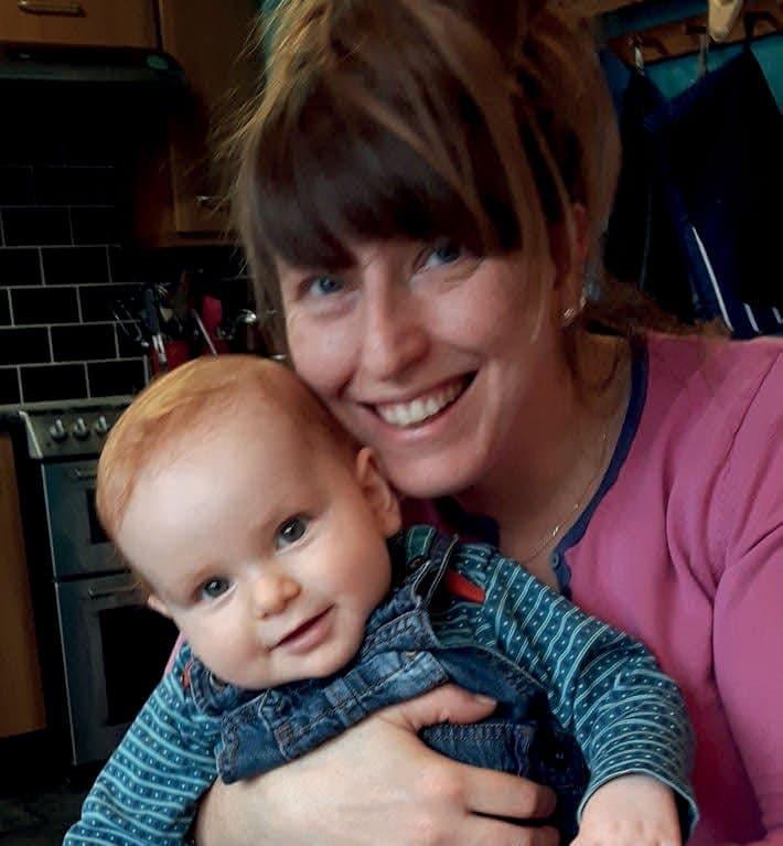 Vicki Son Smiling