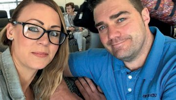 IVF Spain welcome Kathryn and Richard who were the lucky couple selected for free egg donation treatment