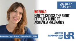 Webinar – How to choose the right clinic to achieve a pregnancy?