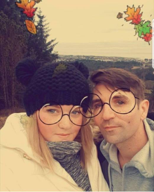 Katrina & Shane Glasses