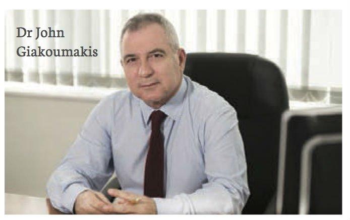 Dr John Giakoumakis