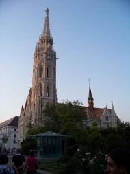Iglesia de San Matías