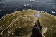 Vistas desde el Faro de Hércules