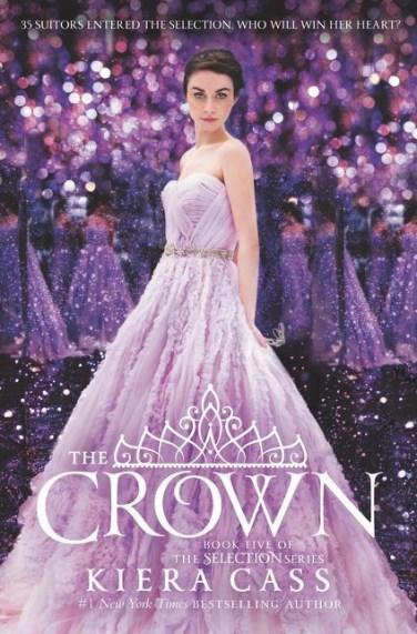 Crown, The - Kiera Cass