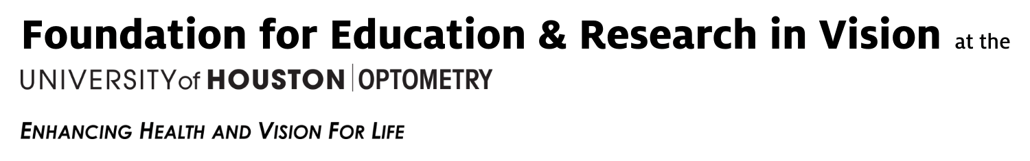 Foundation for Education & Research in Vision
