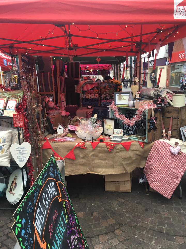 Craft Stalls at Festability