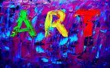 Como a arte expressa em cores provoca o ser humano