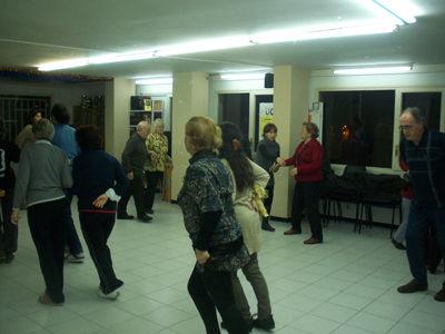 El taller de dansa avança a bon ritme!