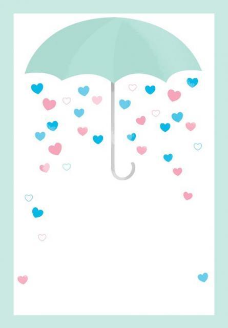Baby Shower Editable Invitation Cards