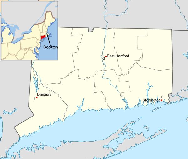 Connecticut Cores 15-04