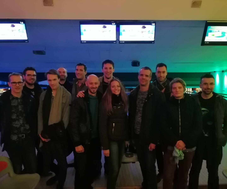 Soirée conviviale au bowling