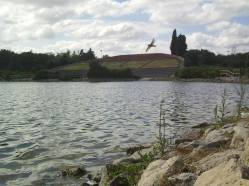 DrRes lago parque de las cruces