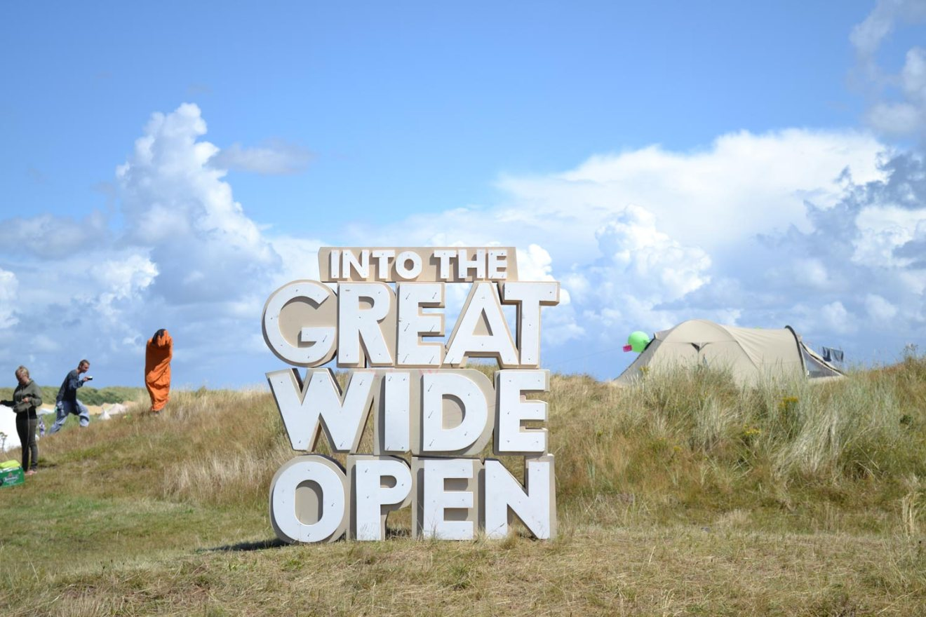 Into The Great Wide Open 2016
