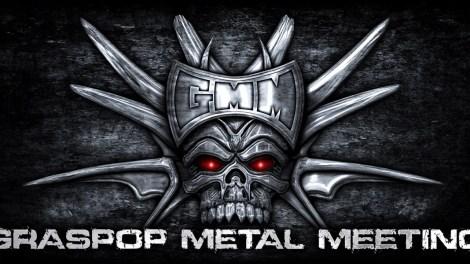 Graspop Metal Meeting Logo