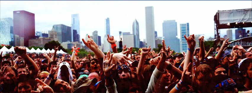 Festival Crowd General 2012