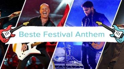 festival anthem poule l