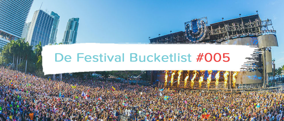 ultra music festival miami bucketlist