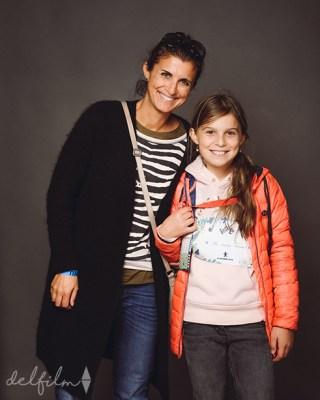 Portrait avec Delphine de l'Image à l'Envers