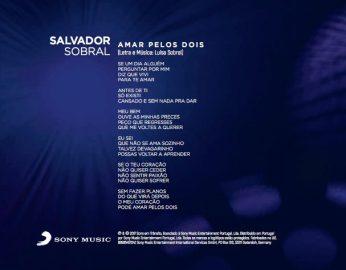 Salvador Sobral - CD Single-1