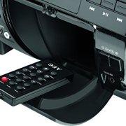 AEG Ghettoblaster mit Bluetooth/USB und Fernbedienung