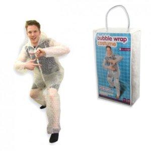 Bubble Wrap Luftpolsterfolien Kostüm