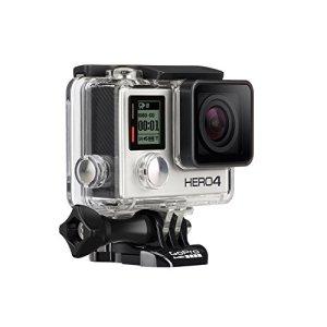 GoPro Actionkamera Hero4 Silver Adventure