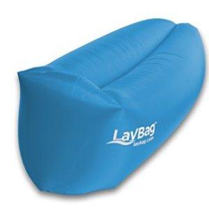 Festival Gadgets Sitzsack LayBag ChillBag Lamzac blau