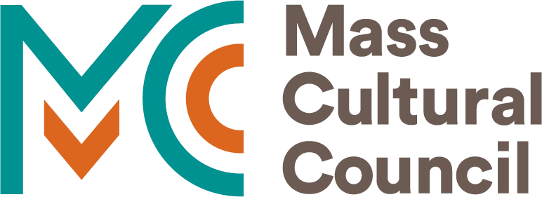 """Stylized M and C next to the words """"Mass Cultural Council"""""""